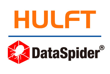 HULFT DataSpiderロゴ