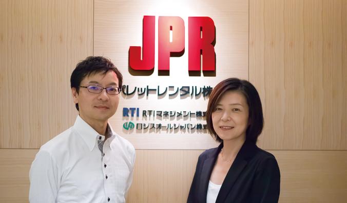 SmartVisca導入事例: 日本パレットレンタル株式会社
