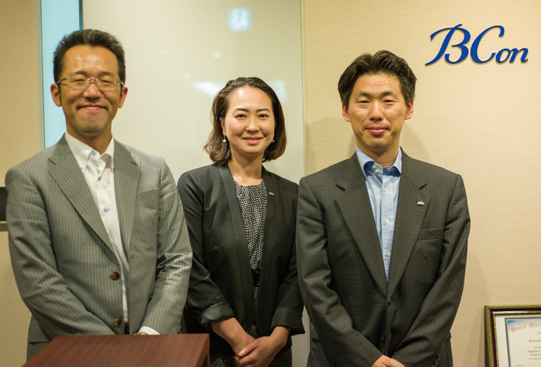 SmartVisca導入事例: 株式会社ビジネスコンサルタント