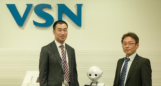 Salesforce & SmartViscaソリューション導入事例: 株式会社VSN