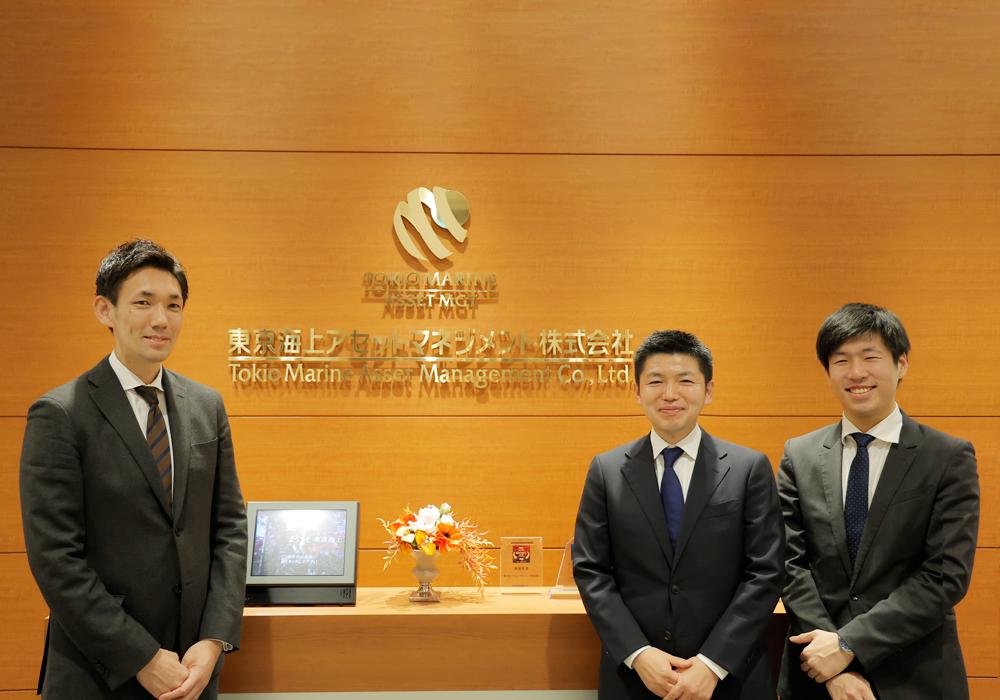 Sales Cloud導入事例<br>東京海上アセットマネジメント株式会社