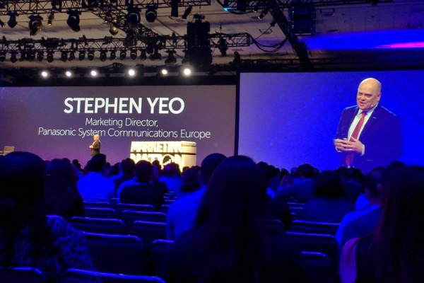 Stephen Yeo氏