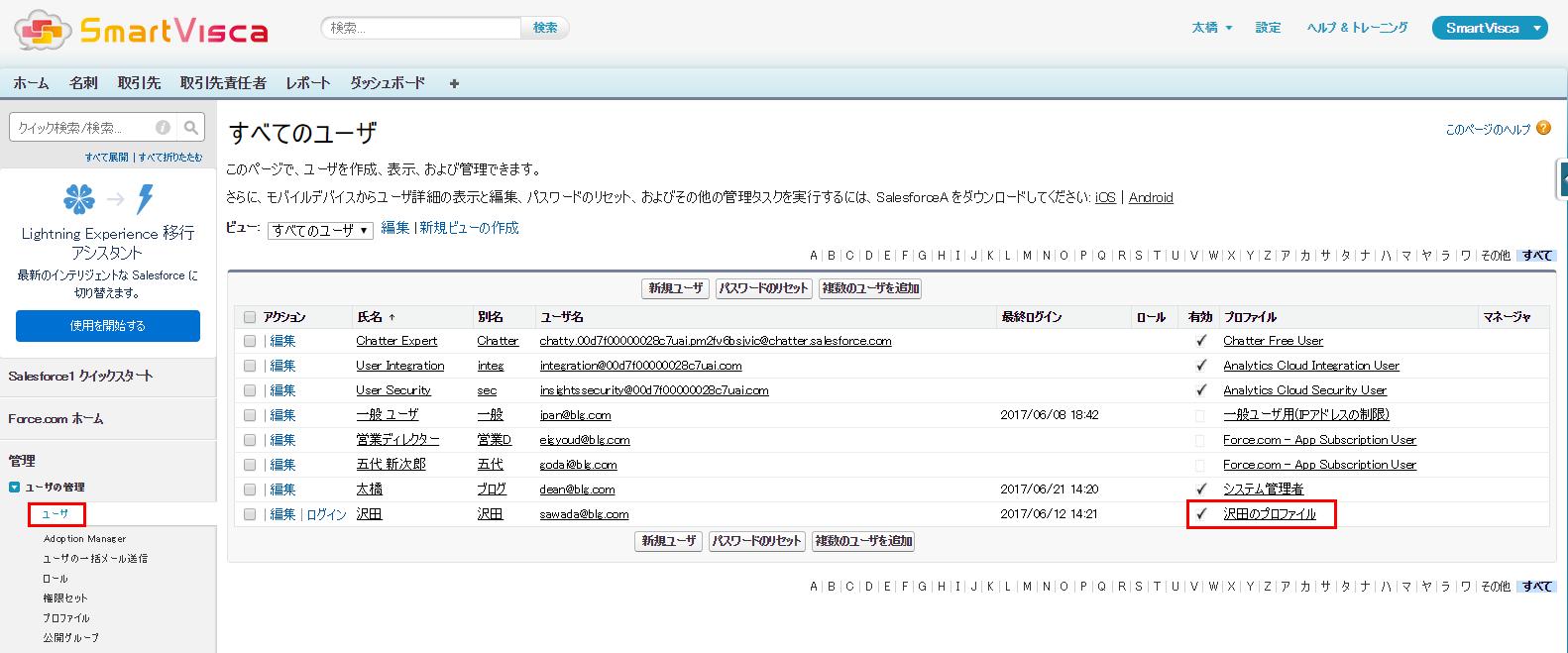 SmartVIscaリードプロファイル