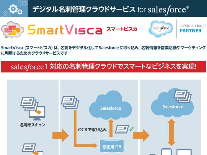 SmartVisca(スマートビスカ)製品紹介